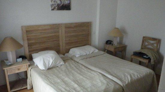 Résidence Club mmv La Rochelle Le Domaine du Château : chambre