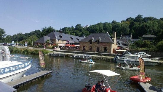 Mercure Dinan Port: You must vist Dinan and stay at Hotel Jerzual