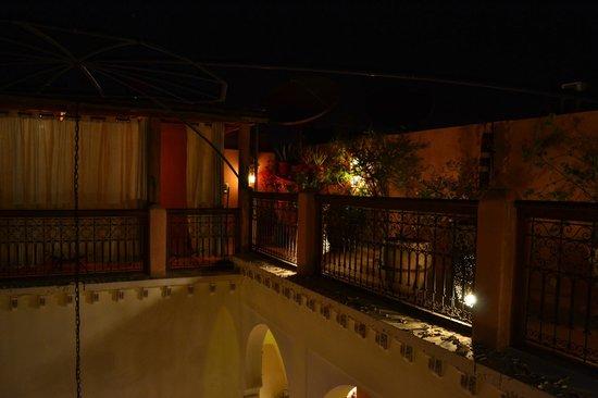 Riad Oumaima: terrazzo