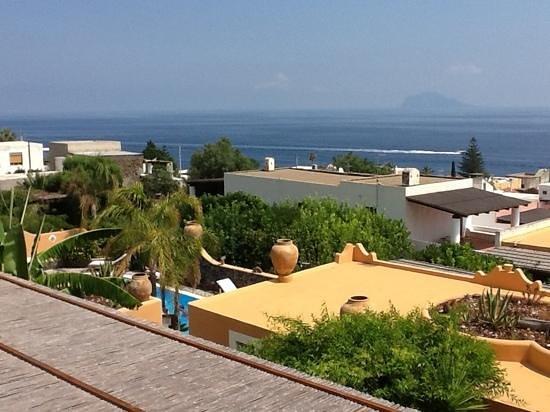 Hotel Mamma Santina: vue de la chambre numero 2
