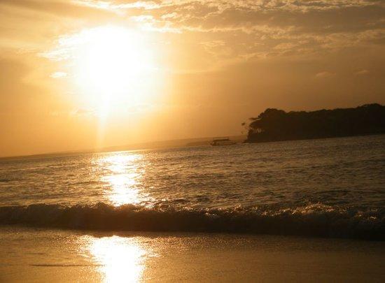 Tibau do Sul Beach : Por do Sol na Praia de Tibau do Sul
