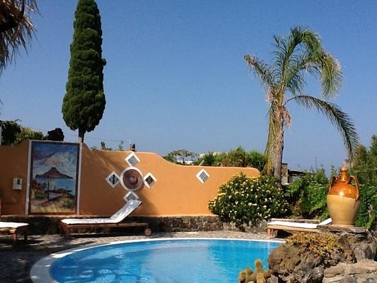 Hotel Mamma Santina: la piscine