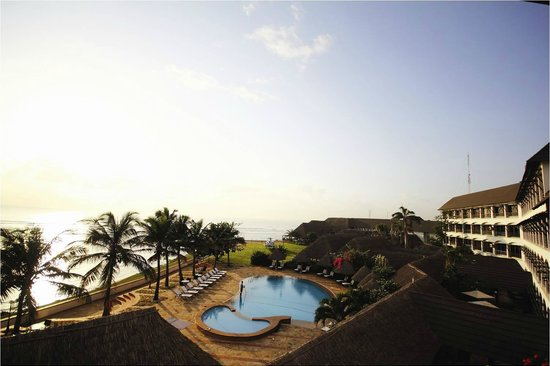Sea Cliff Hotel: Sea Cliff Hotel from above