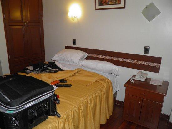 Antawasi Hotel: quarto
