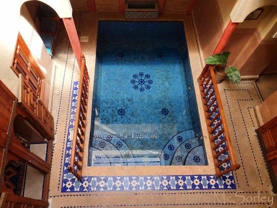 Riad Dar Sbihi: Pool