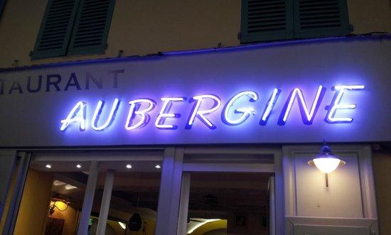 Restaurant Aubergine : esterno