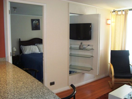 MG Apartments Providencia: suite