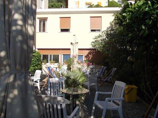 Hotel Villa Giulia: il giardino