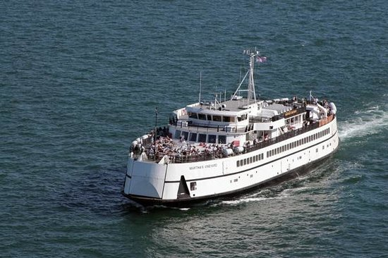 The Steamship Authority - Martha's Vineyard