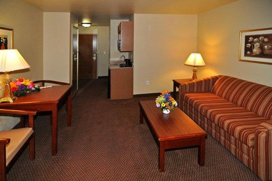 Quality Inn & Suites: Suite Room