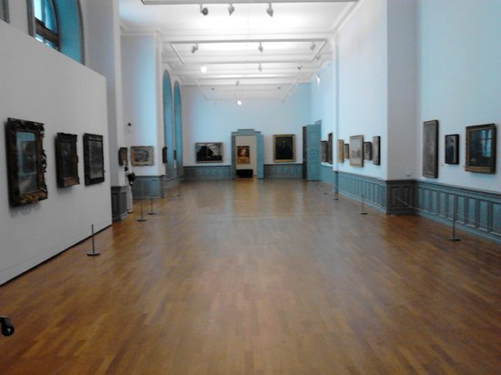 Museum of Fine Arts (Kunstmuseum) : A general view