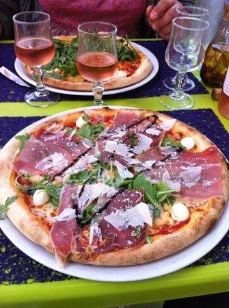 La Pizzaiolette: l'italienne