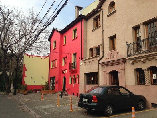 Aji Hostel: Colorido!!