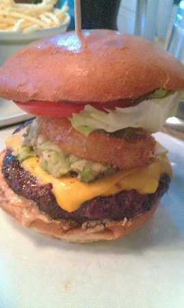 Gourmet Burger Kitchen Kingston Reviews