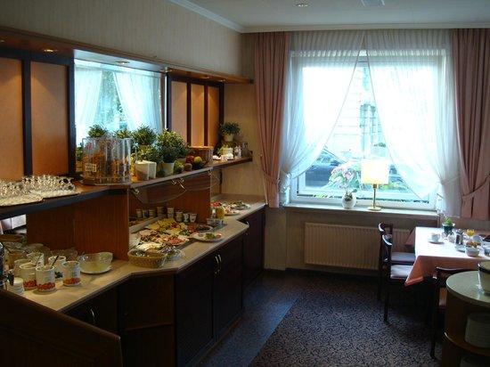 Hotel Lindenhof Lübeck: Restaurant