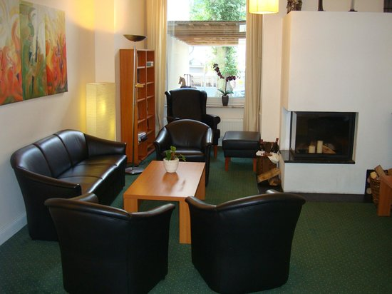 Hotel Lindenhof Lübeck: Lounge