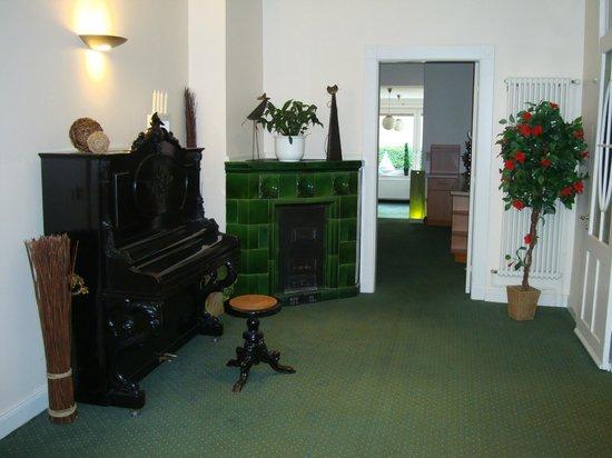 Hotel Lindenhof Lübeck: Inside the hotel