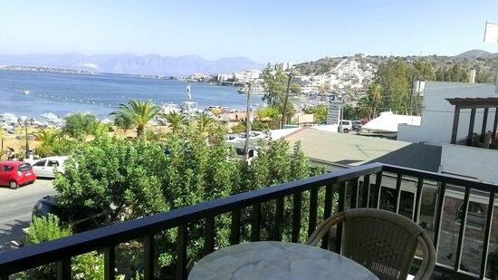 Corali Studios & Portobello Apartments: View from room 9