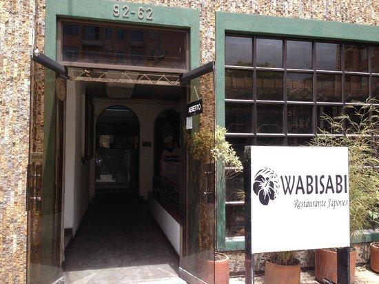 Wabisabi: 入口