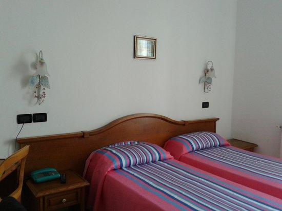 Hotel Giardino delle Ninfe e La Fenice: stanza