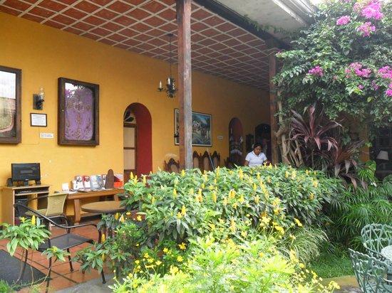 Hotel Casa Antigua: Tranquilidade e beleza....