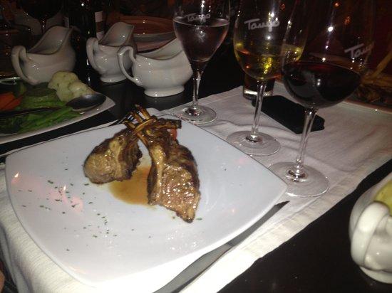 Tango Restaurant: Fantastico!!