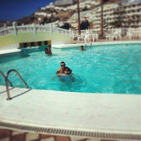 Rio Piedras Apartments: rooftop pool