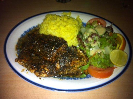 Anchor Cafe: Blackedfish