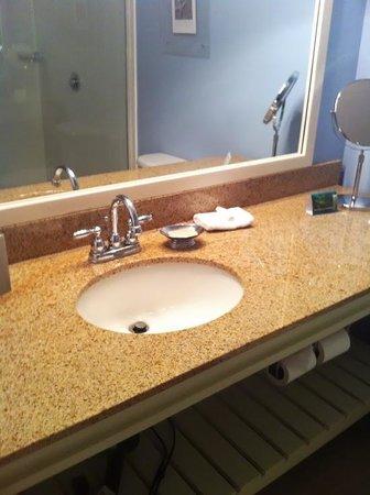 Hotel Indigo Sarasota: Bathroom Vanity
