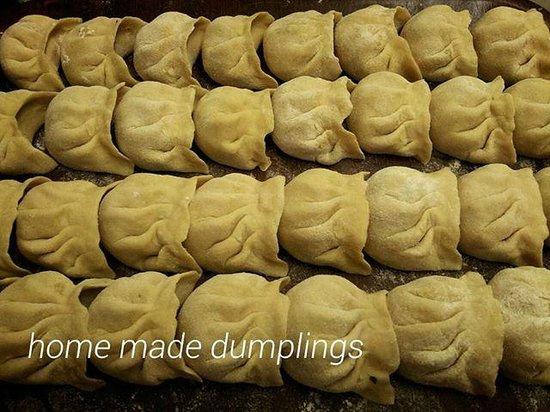 B&D's Kitchen: home made dumplings everytime
