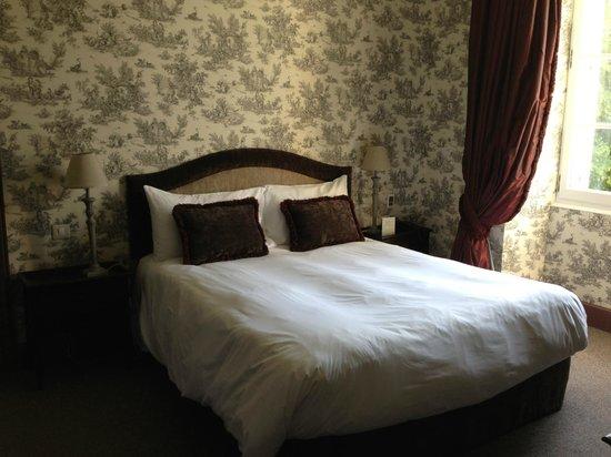 Chateau De Lalande: The room