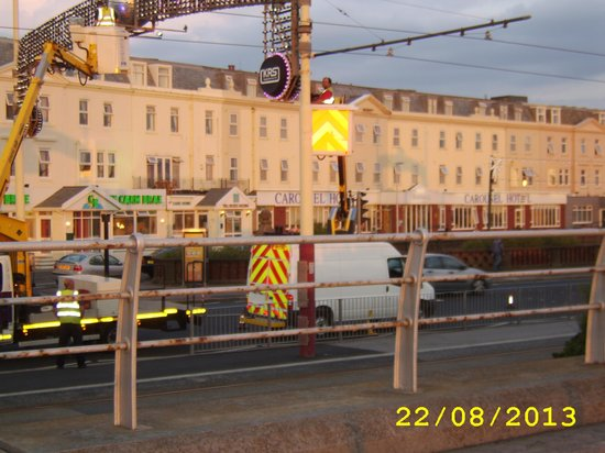 The Carousel Hotel, Blackpool : The Hotel Carousel Blackpool