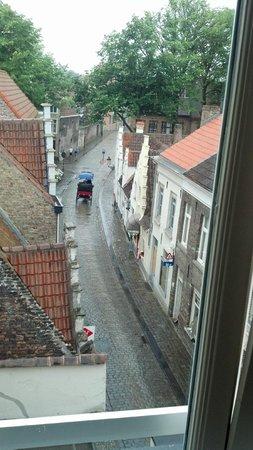 هوتل ريسترونت لوريتو: view from our room