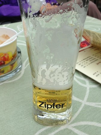 Villa Crazy Daisy: marvellous beer