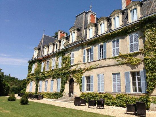 Chateau De Lalande: The hotel