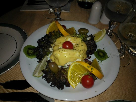 Lorenzo's Restaurant: Lobster salad