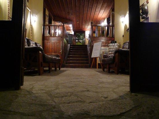 Hostel Old Plovdiv: The entrance