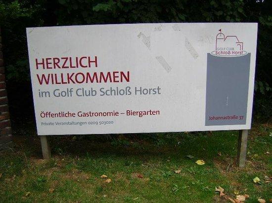 Club de Golf Schloss Horst, Gelsenkirchen, Alemania.