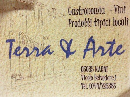 Gastronomia Terra&Arte: aperti tuuti i giorni!