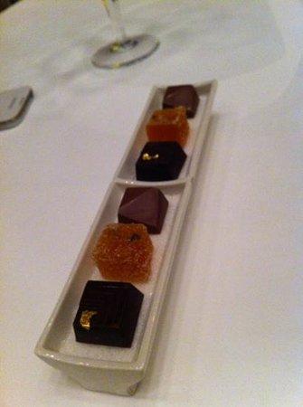 Idam: chocolates