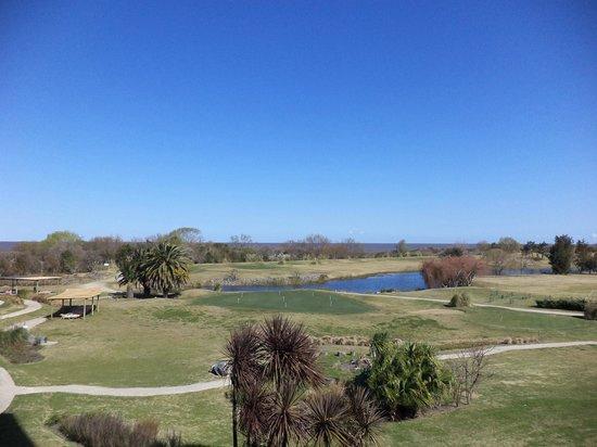Sheraton Colonia Golf & Spa Resort: Vista desde la habitacion
