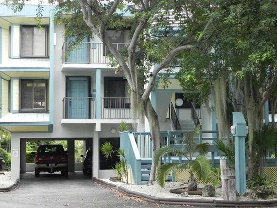 Marathon Key Beach Club: Bldg B