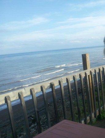 Motel Carleton-sur-Mer : Vue pret de la chambre