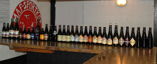 Bar Bieres Trappistes