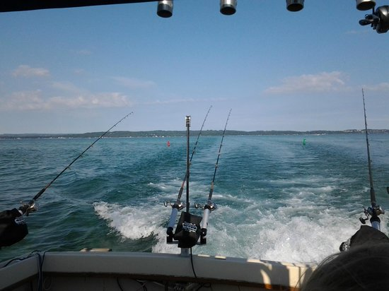 Daydreamer Fishing Charters: Very smooth ride