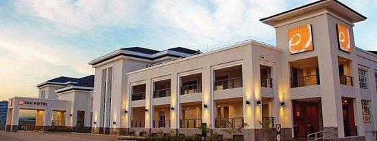 Eka Hotel Nairobi: the hotel