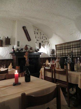Hotel Al Boccalino: sala del ristorante