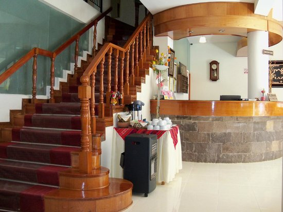 Sol Plaza Hotel Puno: Muy bello!