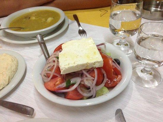 Taverna Savvas: Greek kitchen in taverna