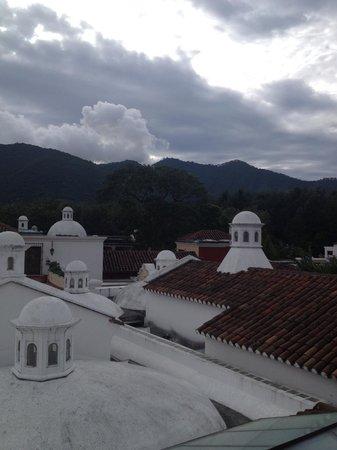 La Villa Serena: rooftop